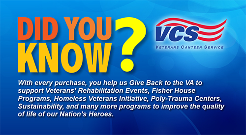 DID YOU KNOW - WE GIVE BACK