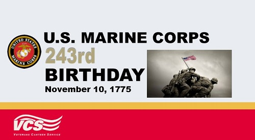 Marines Birthday